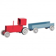 Magis Me Too ArcheToys Tractor 1 & Wagon