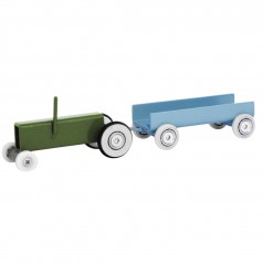 Magis Me Too ArcheToys Tractor 2 & Wagon