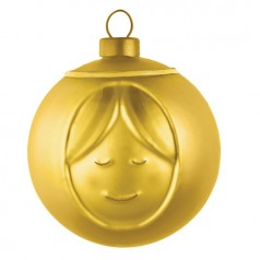 Alessi Gold Madonna Bauble