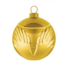 Alessi Gold Angioletto Bauble