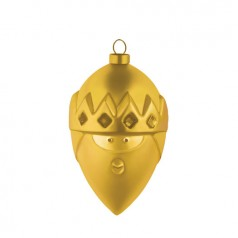 Alessi Gold Gaspare Bauble