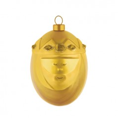 Alessi Gold Melchiorre Bauble