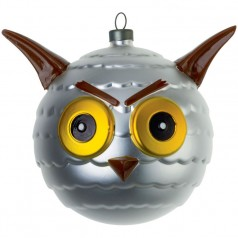 Alessi Uffoguffo Christmas bauble