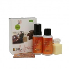Leather Master Leather Cleaning & Protection Kit