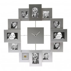 Present Time Photo Frame Clock