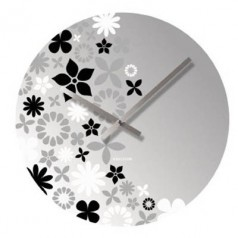 Present Time Black Magic Clock