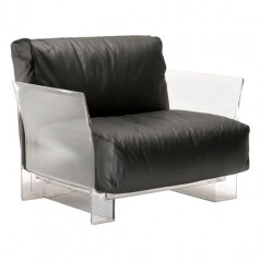 Kartell Pop PVC seating