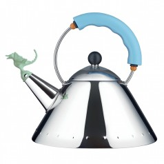 Alessi TEA REX Kettle Light Blue
