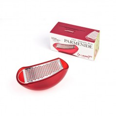 A di Alessi (PRODUCT)RED Parmenide cheese grater