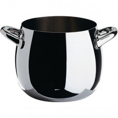 Alessi MAMI Stockpot 20cm - Polished Steel