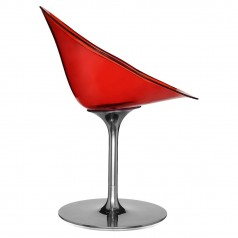 Kartell EroS Chair - A Swivel Armchair by Philippe Starck