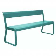 Fermob Bellevie Bench With Backrest (8415)