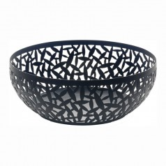 Alessi CACTUS! Fruit Bowl Large Black (29cm)