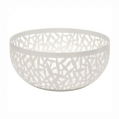 Alessi CACTUS! Fruit Bowl Small White (21cm)
