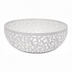 Alessi CACTUS! Fruit Bowl Large White (29cm)