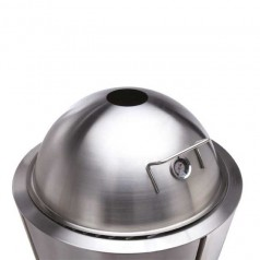 Eva Solo Dome Cooking Lid Large (Ø59cm) With Thermometer (Stainless Steel)