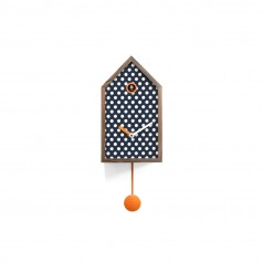 Progetti Mr. Orange Cuckoo Clock - The Cottage