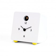 Progetti Fido Table Cuckoo Clock (TV Shape)