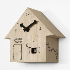 Progetti Cucù Home Cuckoo Clock - Country Cottage