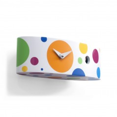 Progetti Ellipse 1 Cuckoo Clock - Coloured Dots