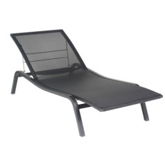 Fermob Alizé Sunlounger (190/80/32cm) - Adjustable Backrest