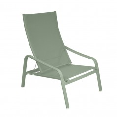 Fermob Alizé Low Armchair/Deckchair - Adjustable Backrest