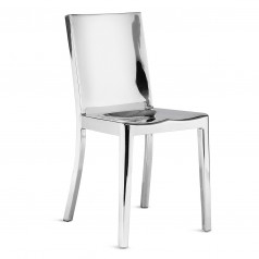 Emeco Hudson Chair (Polished) - By Philippe Starck