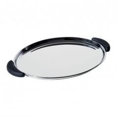 Officina Alessi Bombé Oval Tray