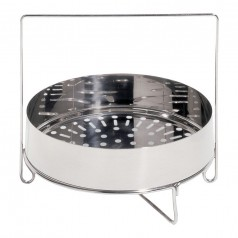 Officina Alessi La Cintura di Orione Stainless Steel Steamer Basket