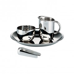 Officina Alessi Steel Tea & Coffee Set Collection