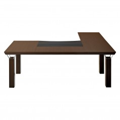 Mascagni Quadra Desk & Extension