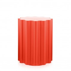 Kartell Colonna Stool - A Low Stool by Ettore Sottsass