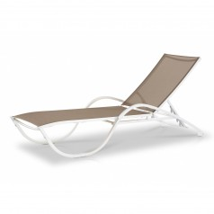 Vlaemynck Neptune Sun Lounger (Stacking)