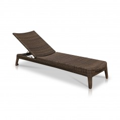 Vlaemynck Tiara Sun Lounger (Wickerwork Cover)