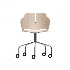 Luxy Prima PR7 Mobile Chair (Fixed Height)
