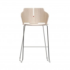 Luxy Prima Bar Stool (PR11 - Sledge Frame)