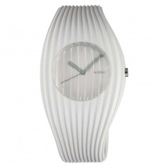 Alessi Grow Watch White AL26004