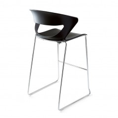 Kastel Kicca Sled Bar Stool