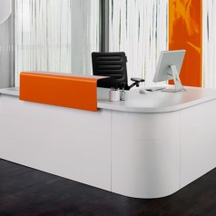 Muller Highline Corner Reception Desk (M20)