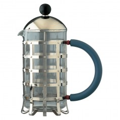 Alessi 8-Cup Press Filter Coffee Maker or Infuser (MGPF 8)