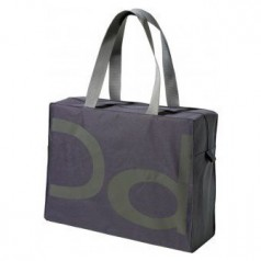 "Alessi ""City Bag"" - Grey Shopping Bag"
