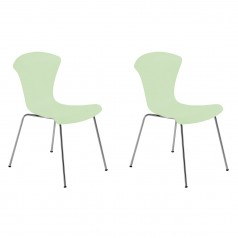 Kartell Nihau Chairs (Set of 2)