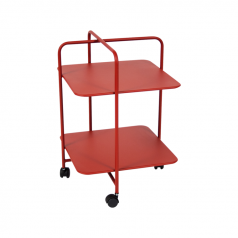 Fermob Alfred Side Table - Serving Trolley