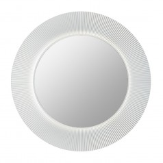 Kartell All Saints Round LED Wall Mirror