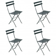 Fermob Bistro Classic Folding Chairs (Set of 4)