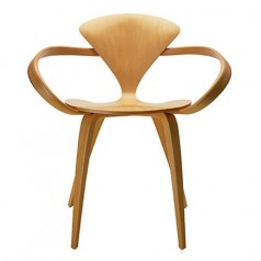 Cherner Dining Armchair Plywood