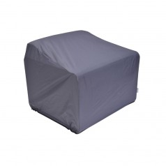 Fermob Bellevie Armchair Rain Cover - Anthracite Colour