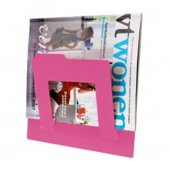 Present Time Archive Magazine Rack
