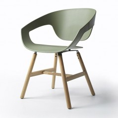 Casamania VAD Wood Chair