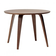Cherner round wood table